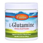 Carlson L-Glutamine 3.53 oz Powder Amino Acids
