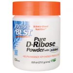 Doctor's Best Pure D-Ribose Powder with Bioenergy Ribose 8.8 oz Powder