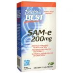 Doctor's Best Sam-e 200 mg 60 Tabs Stress and Mood