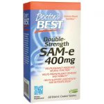 Doctor's Best Double-Strength Sam-e 400 mg 60 Tabs Stress and Mood