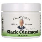 Dr. Christopher's Black Ointment 2 fl oz Ointment Herbs and Supplements