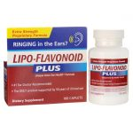 DSE Healthcare Lipo-Flavonoid Plus 100 Cplts Hearing and Ear Health