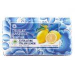 Desert Essence Soap Bar – Exfoliating Italian Lemon 5 oz Bars