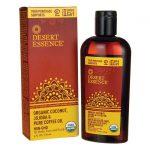 Desert Essence Organic Coconut, Jojoba & Pure Coffee Oil 4 fl oz Liquid