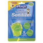 Dr. Tung's Snap-On Toothbrush Sanitizer 2 ct