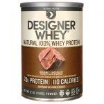 Designer Whey 100% Premium Protein Powder – Gourmet Chocolate 12 oz Powder
