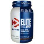 Dymatize Nutrition Elite 100% Whey Protein – Rich Chocolate 2 lbs Powder