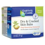 Earth's Care Dry & Cracked Skin Balm 2.5 oz Balm Skin Care