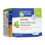 Earth's Care Pain Relieving Ointment 2.5 oz Ointment Pain Relief