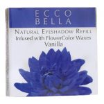 Ecco Bella Natural Eyeshadow Refill Infused with Flowercolor – Vanilla 0.12 oz Unit