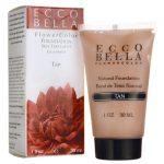 Ecco Bella Flowercolor Foundation – Tan 1 fl oz Liquid