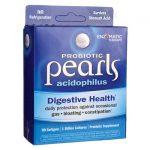 Enzymatic Therapy Probiotic Pearls Acidophilus 1 Billion CFU 90 Soft Gels