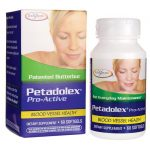 Enzymatic Therapy Petadolex Pro-Active 60 Soft Gels Memory and Brain Health