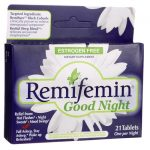 Enzymatic Therapy Remifemin Good Night 21 Tabs Women's Health