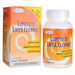 Enzymatic Therapy Complete Liver Cleanse 84 Veg Caps Cleansing and Detoxification