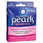 Enzymatic Therapy Probiotic Pearls Women's 1 Billion CFU 30 Soft Gels