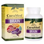EuroPharma Terry Naturally Curamed Brain 60 Soft Gels Memory and Brain Health