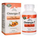EuroPharma Terry Naturally Omega-7 60 Soft Gels Essential Fatty Acids