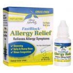 EuroPharma Terry Naturally Fastblock Allergy Relief 0.17 oz Powder Respiratory Health