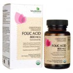 Futurebiotics Certified Organic Folic Acid 800 mcg 120 Veg Tabs Women's Health