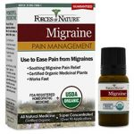 Forces of Nature Organic Migrane Pain Management 11 ml Liquid