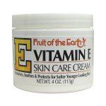 Fruit of the Earth Vitamin E Skin Care Cream 4 oz Cream Skin Care