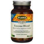 Udo's Choice Enzyme Blend 90 Veg Caps Digestive Health and Fiber
