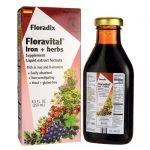 Floradix Floravital Iron + Herbs 8.5 fl oz Liquid Health Minerals
