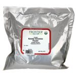 Frontier Natural Products Co-Op Certified Organic Grade A Korintje Cinnamon Powder 16 oz Package Blood Sugar Support