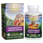 Fungi Perfecti Host Defense Mycommunity 120 Veg Caps Immune Support