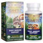 Fungi Perfecti Host Defense Stamets 7 60 Veg Caps Immune Support
