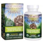 Fungi Perfecti Host Defense Maitake 120 Veg Caps Immune Support