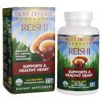 Fungi Perfecti Host Defense Reishi 120 Veg Caps Immune Support
