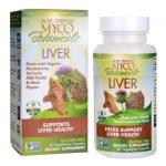 Fungi Perfecti Host Defense Myco Botanicals Liver 60 Veg Caps Liver Health Liver Health