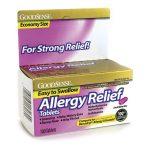 Good Sense Allergy Relief 100 Tabs