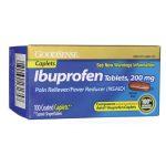Good Sense Ibuprofen 200 mg 100 Cplts Pain Relief