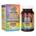 Garden of Life Vitamin Code Raw Kombucha 60 Vegan Caps Digestive Health and Fiber