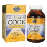 Garden of Life Vitamin Code Perfect Weight Whole Food Multi 240 Veg Caps Multivitamins
