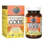 Garden of Life Vitamin Code Raw C 60 Vegan Caps Immune Support
