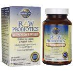 Garden of Life Raw Probiotics Women 50 & Wiser 85 Billion CFU 90 Veg Caps