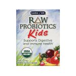 Garden of Life Raw Organic Probiotic Kids 5 Billion CFU 3.4 oz Powder