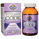 Garden of Life Vitamin Code Raw Prenatal 6 Billion CFU 180 Veg Caps Probiotics