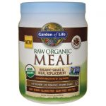 Garden of Life Raw Organic Meal Shake & Replacement – Chocolate Cacao 17.9 oz Powder Weight Loss