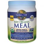 Garden of Life Raw Organic Meal Shake & Replacement – Vanilla 17.1 oz Powder Weight Loss