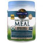Garden of Life Raw Organic Meal Shake & Replacement 18.3 oz Powder Weight Loss