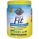 Garden of Life Raw Organic Fit High Protein for Weight Loss – Original 15.1 oz Powder Weight Loss