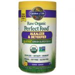 Garden of Life Raw Organic Perfect Food Alkalizer & Detoxifier 10.1 oz Powder Cleansing and Detoxification