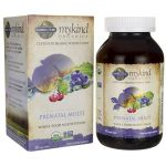Garden of Life Mykind Organics Prenatal Multi 180 Vegan Tabs Prenatal Vitamins