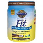 Garden of Life Raw Organic Fit High Protein for Weight Loss – Chocolate 16.3 oz Powder Weight Loss