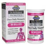 Garden of Life Dr. Formulated Probiotics Once Daily Women's 50 Billion CFU 30 Veg Caps